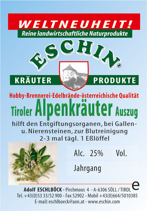 05 A Tiroler Alpenkräuter 200 ml